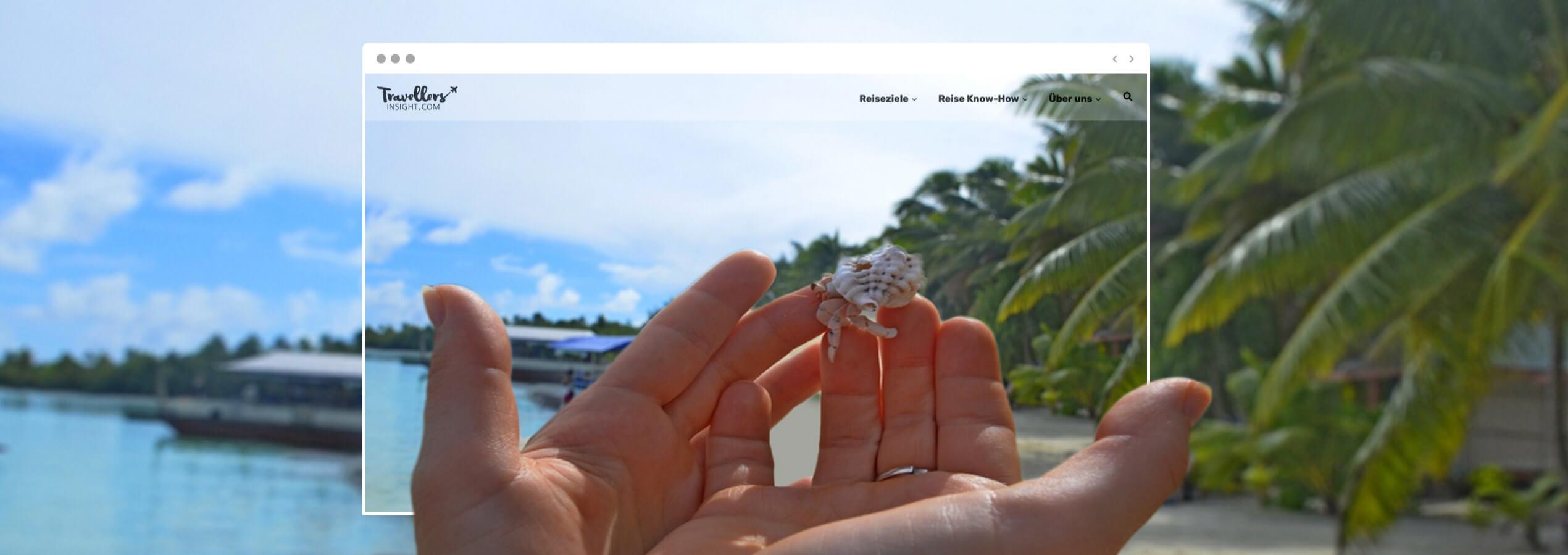 Travellers Insight: Reiseblogger nehmen Dich mit in die Welt!
