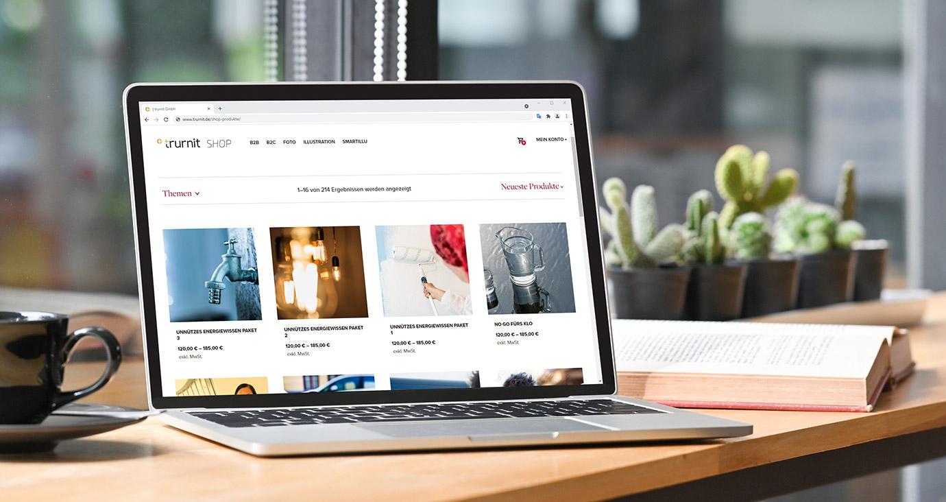 trurnit Content-Shop