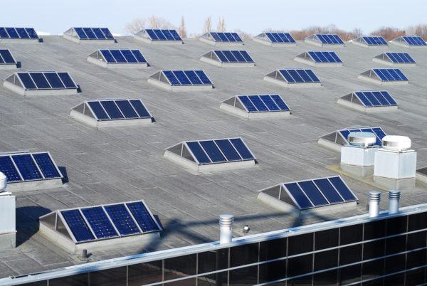 Sonnenstrom für Unternehmen